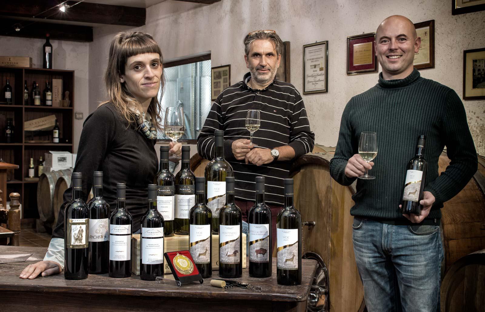Azienda Agricola Ramoino - Vini liguri premiati