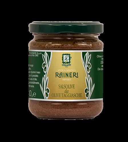 patè di olive raineri ramoino